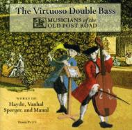 Virtuoso Double Bass: Musicians Of The Old Post Road