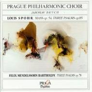 Mass, Psalms: Prague Philharmonic Choir