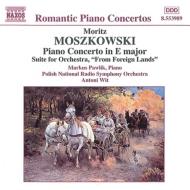 ピアノ協奏曲Op.59/組曲「異国より」Op.23 ヴィト/ポーランドSRSO/パウリック