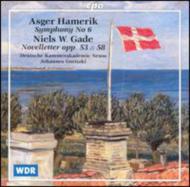 交響曲Nos.6(ハメリク)/ノヴェレッテOp.53&58(ガーデ) ゴリツキ/ドイツCO