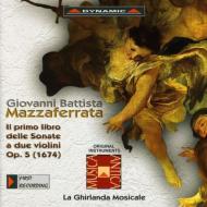 Sonatas For 2 Violins Book.1: La Ghirlanda Mosicale