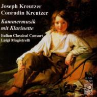 Chamber Music With Clarinet: Magistrelli(Cla), Etc +joseph Kreutzer