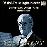 管弦楽作品集 Inghelbrecht / Francaise National Radio.o、ロンドン・フィル