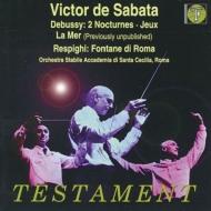 管弦楽作品集 / Fontaine Di Roma Desabata / 聖チェチーリア音楽院管