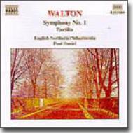 交響曲第1番/パルティータ ダニエル/イギリス・ノーザン・フィルハーモニア