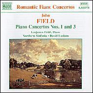 ピアノ協奏曲全集Vol.1 フリス/ハスラム/ノーザン・シンフォニア
