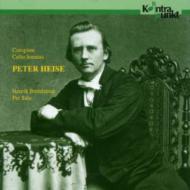Comp.cello Sonatas: Brendstrup(Vc)salo(P)