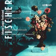 Blumen Strauss Suites, Ricercares: Schoonbroodt(Org)