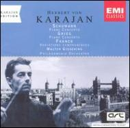 Piano Concertos / / Symphonic Variations: Gieseking, Karajan / Po