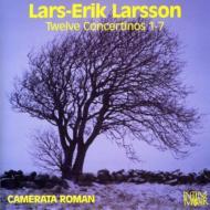 Concertino, 1-7, : Camerata Roman