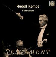 Rudolf Kempe Edition