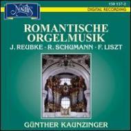 (Organ)orpheus / Organ Sonata: Kaunzinger(Org)