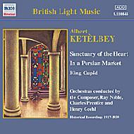 ペルシャの市場にて、牧場を渡る鐘の音〜管弦楽曲集第2集 ケテルビー&ケテルビー・コンサート管、他