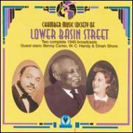 Benny Carter / Wc Handy / Dinah Shore/Chamber Music Society Of Lowerbasin Street
