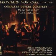 Comp.guitar Quartets: Maruri(G)Colliard(Vn)Whitson(Va)M.j.jones(Vc)
