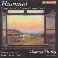 フンメル:ピアノ協奏曲第4番ほか シャハム(vn)/シェリー(p&指揮)/ロンドン・モーツァルト・プレイヤーズ