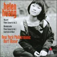 Piano Concerto.21 / .1, Capricciobrilant: Huang, Masur / Nyp