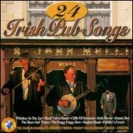 24 Irish Pub Songs