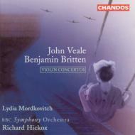 ブリテン&ヴィール:ヴァイオリン協奏曲 モルドコヴィッチ(vn)/ヒコックス/BBC交響楽団