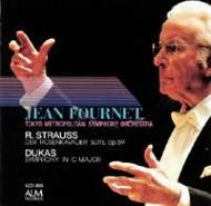 Rosenkavalier Suite / Sym.: Fournet / 東京都.so