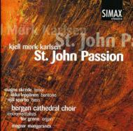 St.john Passion: Mangersnes / Bergen Cathedral Choir