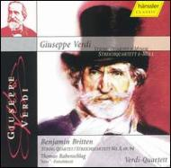 String Quartet./ .3: Verdi.q+paraphrase From Thame Of Aida