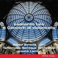 6 Cello Concertos: Bylsma, Lamon / Tafelmusik