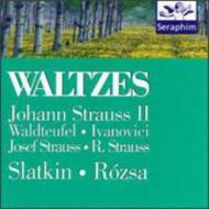 Waltzes: Slatkin, Rozsa