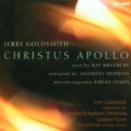 Cantata Christus Apollo, Musicfor Orchestra, Fireworks: Goldsmith / Lso