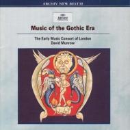 ゴシック期の音楽(抜粋) デイヴィッド・マンロウ&ロンドン古楽コンソート
