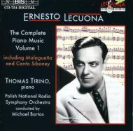 Complete Piano Music Vol.1: Tirino(P), Bartos / Polish National.rso