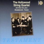 ピアノ五重奏曲s Aller、Hollywood.sq