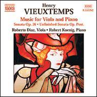 <ヴィオラとピアノのための作品集>悲歌/夜/カプリッチョ/他 ディアス/ケーニッグ