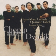 (Chamber)piano Concerto.1 / Piano Quintet: Luisada, Talich.q