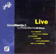 Gene Harris & The Philip Morris All Stars Live