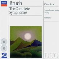 交響曲全集 マズア&ライプツィヒ・ゲヴァントハウス管(2CD)