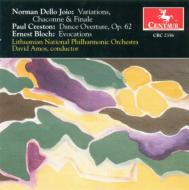 Norman Del Joie: Variations: Amos / Lithuanian National.po