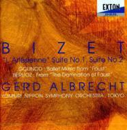 ビゼー:『アルルの女』第1、2組曲、他 ゲルト・アルブレヒト&読売日本交響楽団