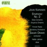 Sym.2, Oboe Concerto, Etc: Oramo / Finnish.rso Jahren(Ob)