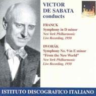 Symphony / Sym.9: De Sabata / Nyp