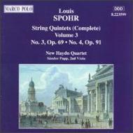 String Quintet, 3, 4, : New Haydn Q Papp(Va)