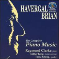 Piano Works: R.clarke
