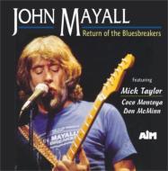 Return Of Bluesbreakers