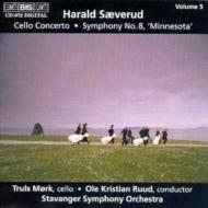 Cello Concerto, Sym.8: Mork(Vc)ルード(Cond)
