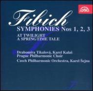 Comp.symphonies, Etc: Sejna / Czech.po