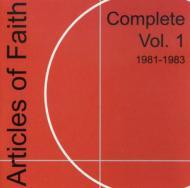 Complete Vol.1 (1981-84)