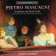 Orch.& Choral Works From Opera: Severini / Trieste Verdi Opera.o