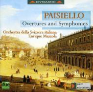 Overtures: Mazzola / Swiss-italian Radio.o