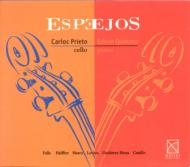 Works For Cello & Piano: Prieto(Vc)quintana(P)