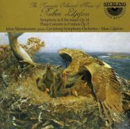 P.concerto, Sym.: Liljefors / イェーヴレボリ.so, マンハイマー(P)
